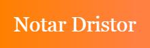 Birou Notarial Radu si Asociatii   Notar Dristor